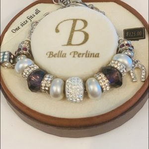 Bella Perlina Personalized Jewelry Bracelet